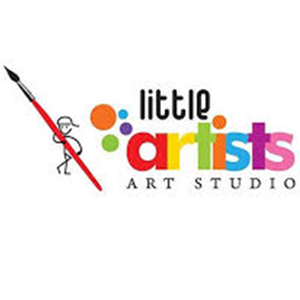 Little Artists Studio logo, reculta recruiter, reculta partner, client